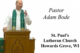 St. Paul's November 29-30 Worship Service
