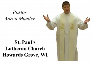 July 5th 2020 - St. Paul's Evangelical Lutheran, Howards Grove, WI